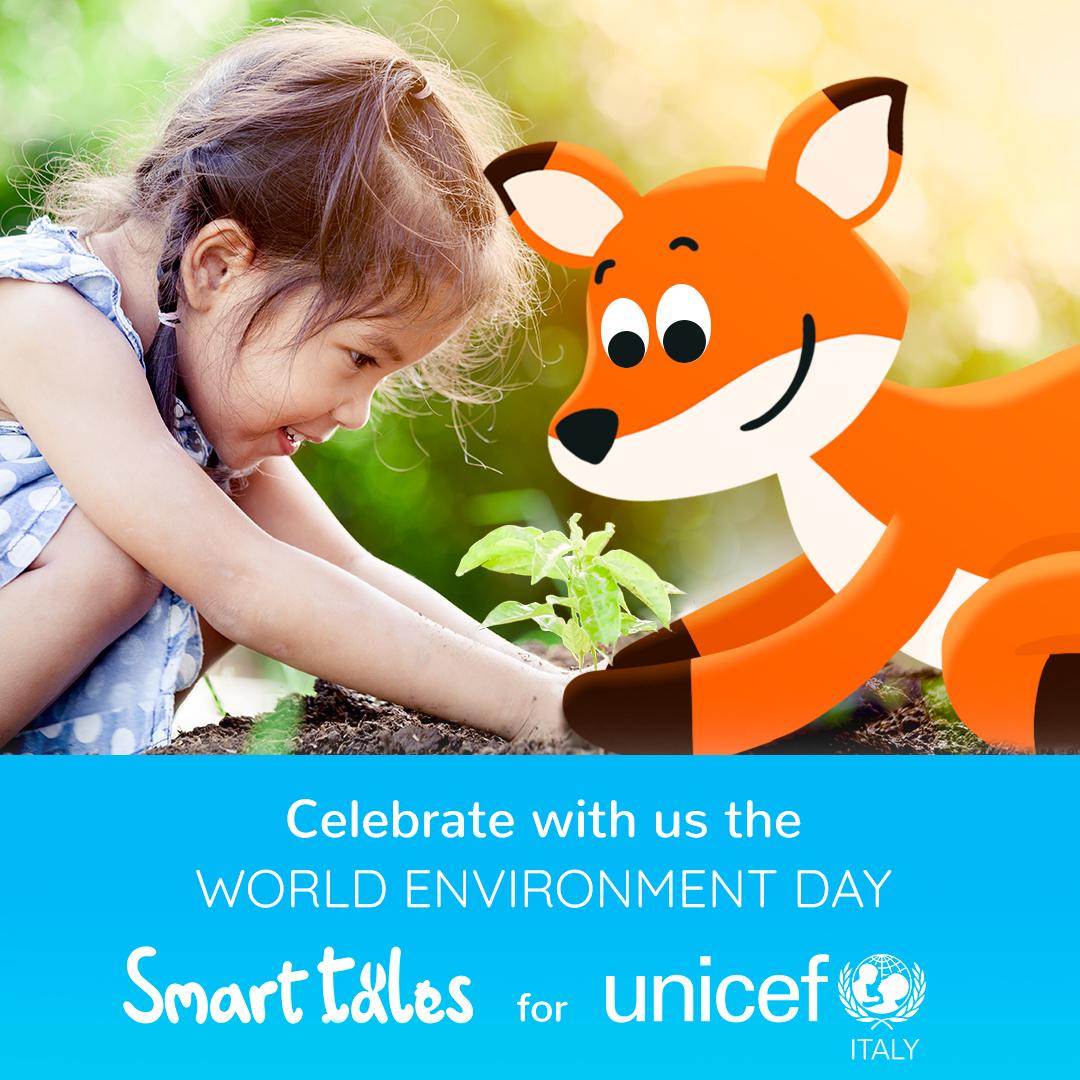 smart tales, app per bambini