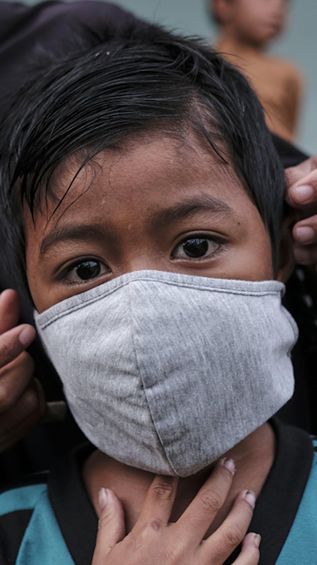 emergenza Covid-19 in Indonesia