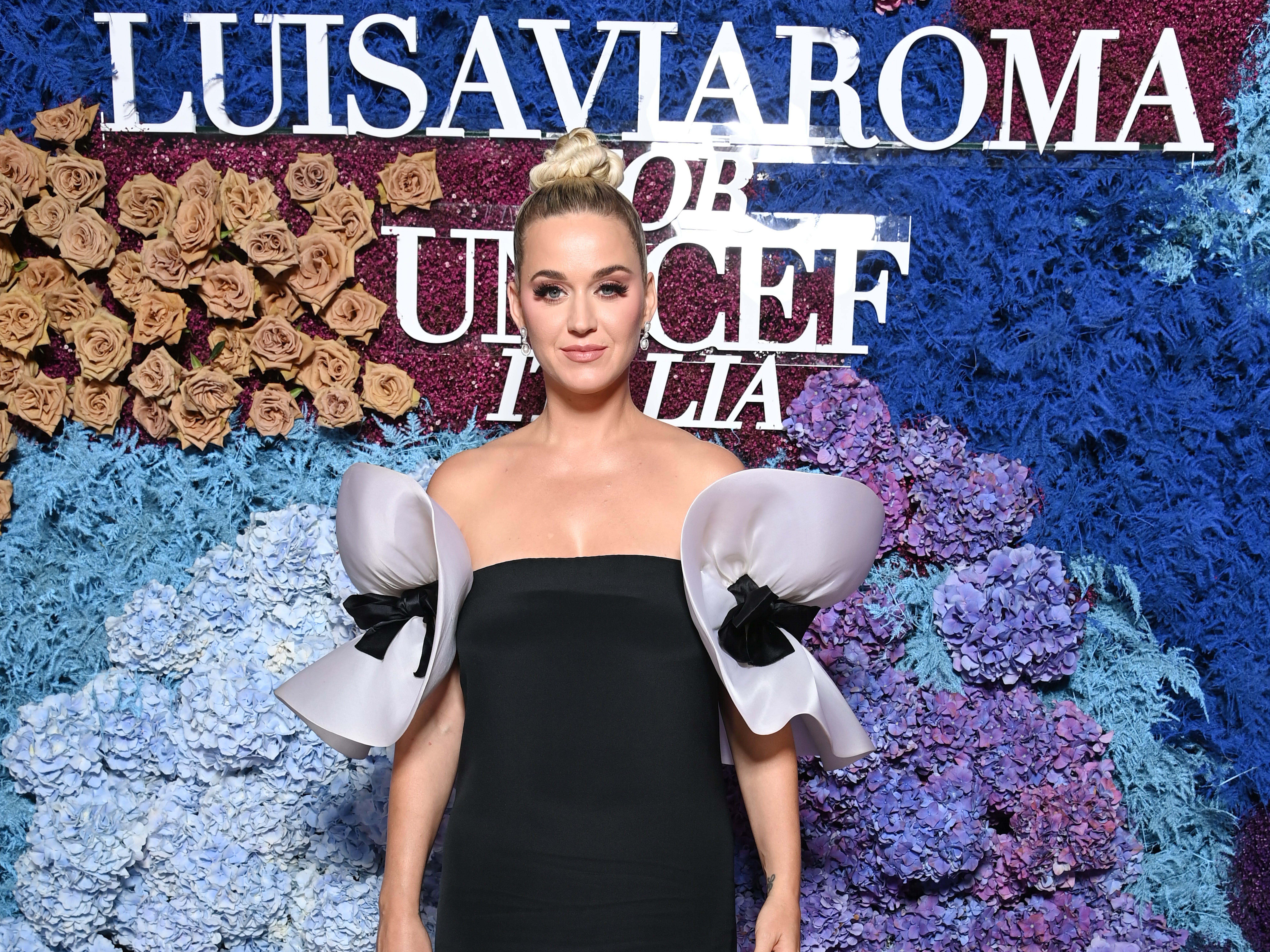 Katy Perry, presente al gala