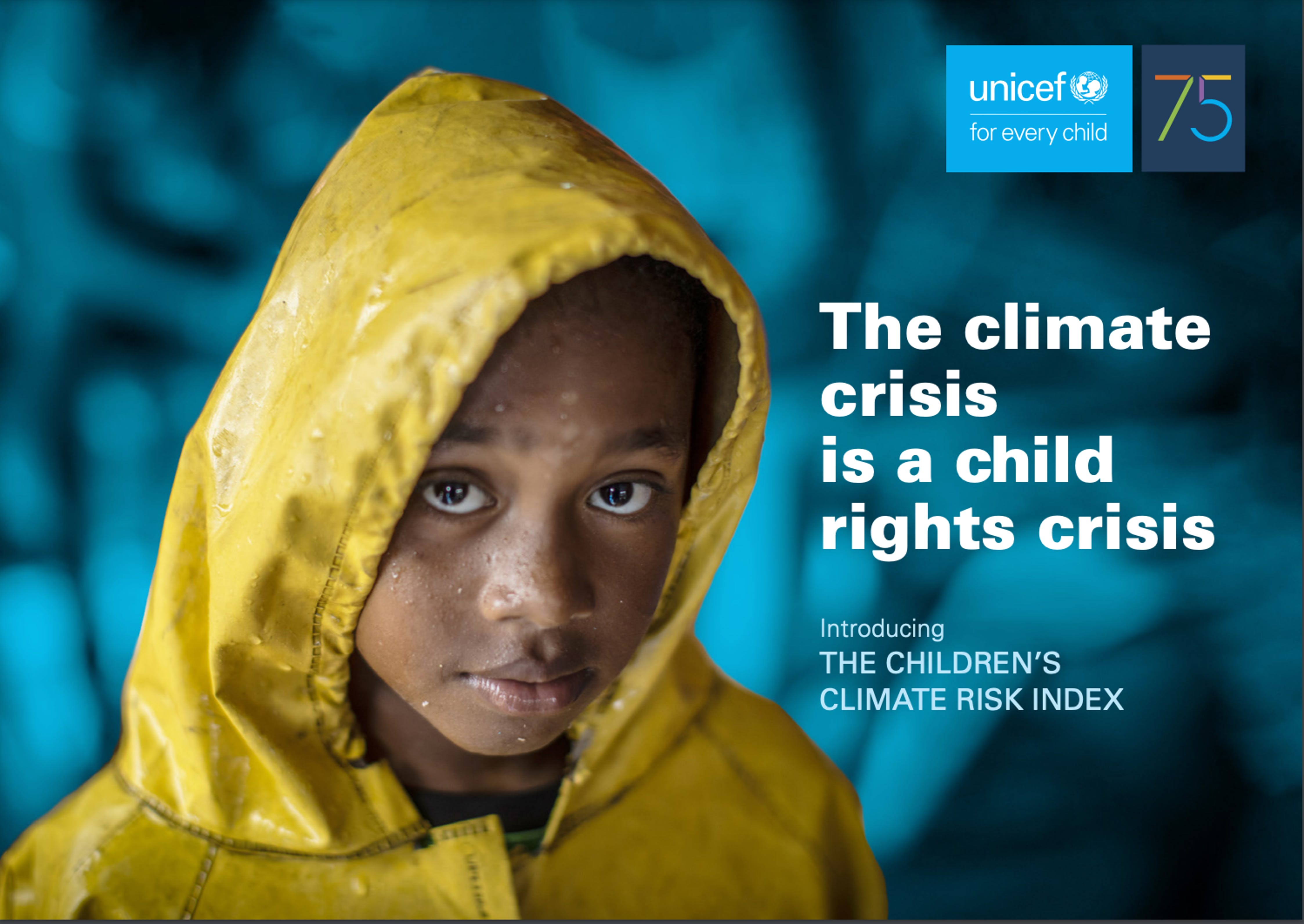 The climate crisis is a child rights crisis