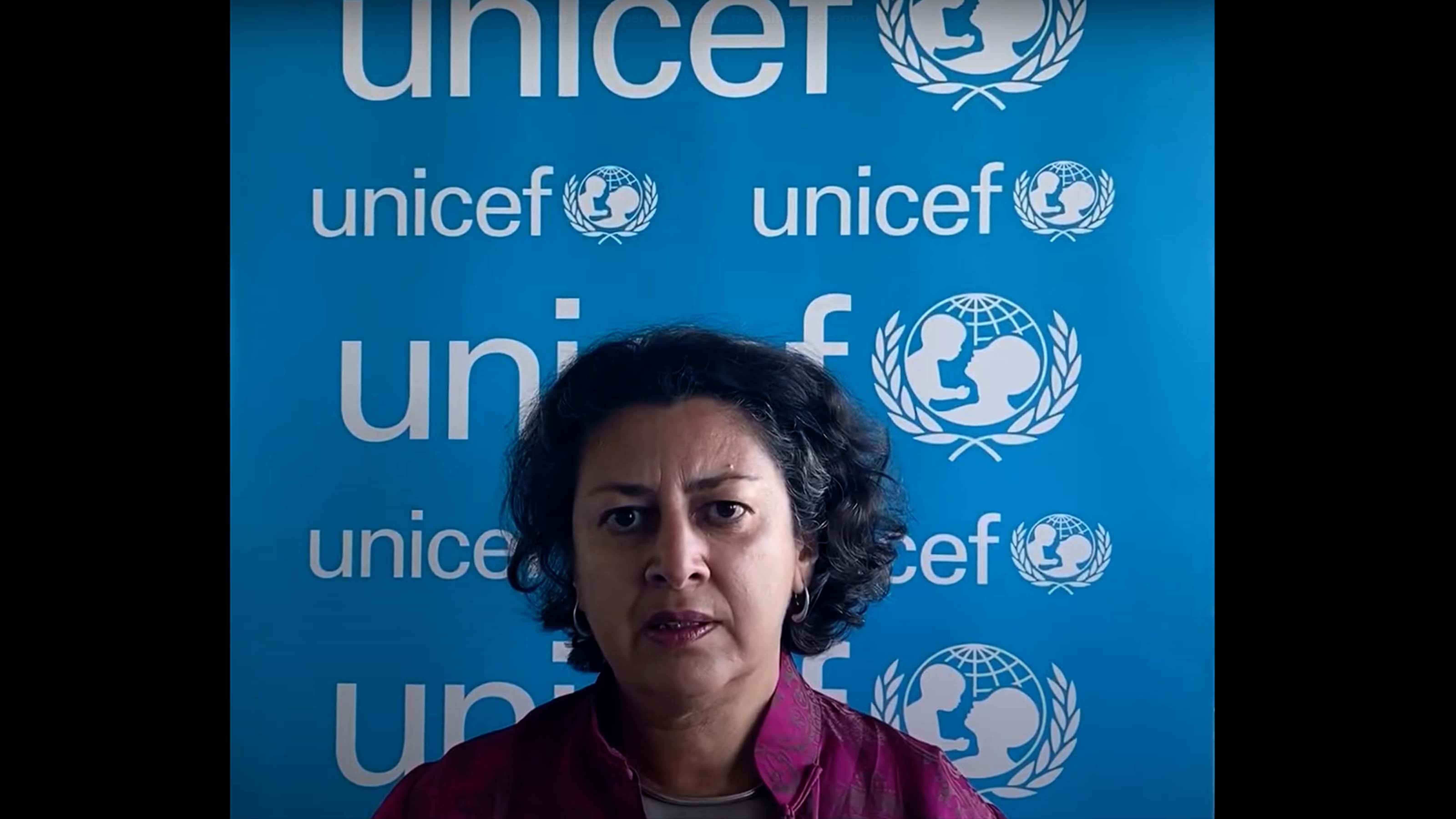 Afshan Khan, Direttrice Regionale UNICEF per l'Europa e  l'Asia Gentrale, Special Coordinator per il programma