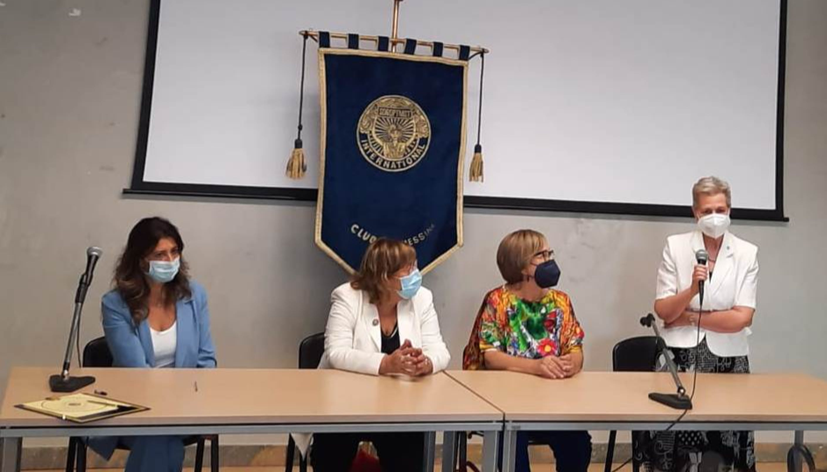 Messina, conferenza stampa