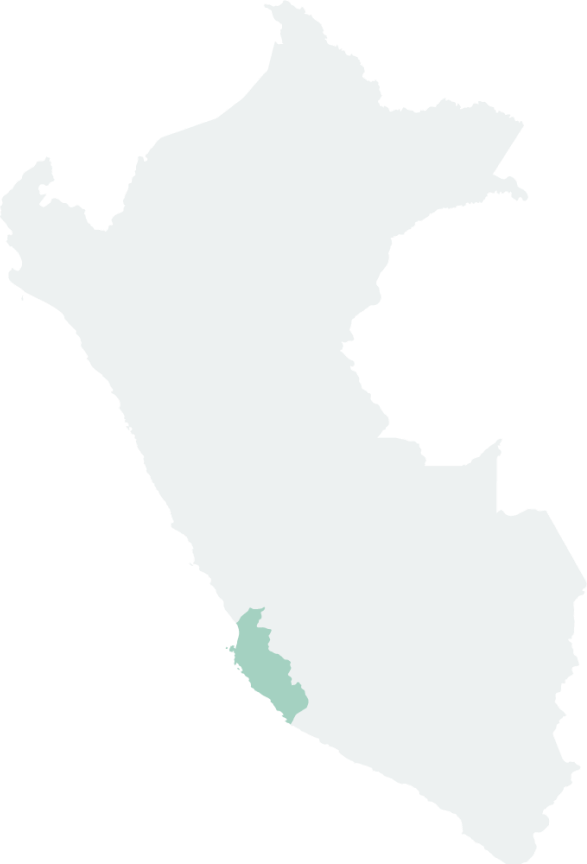 Ica Valley Map