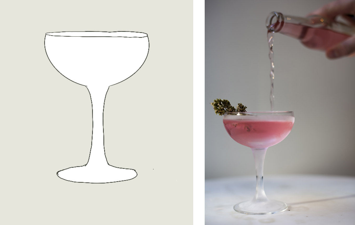 coupe-cocktail