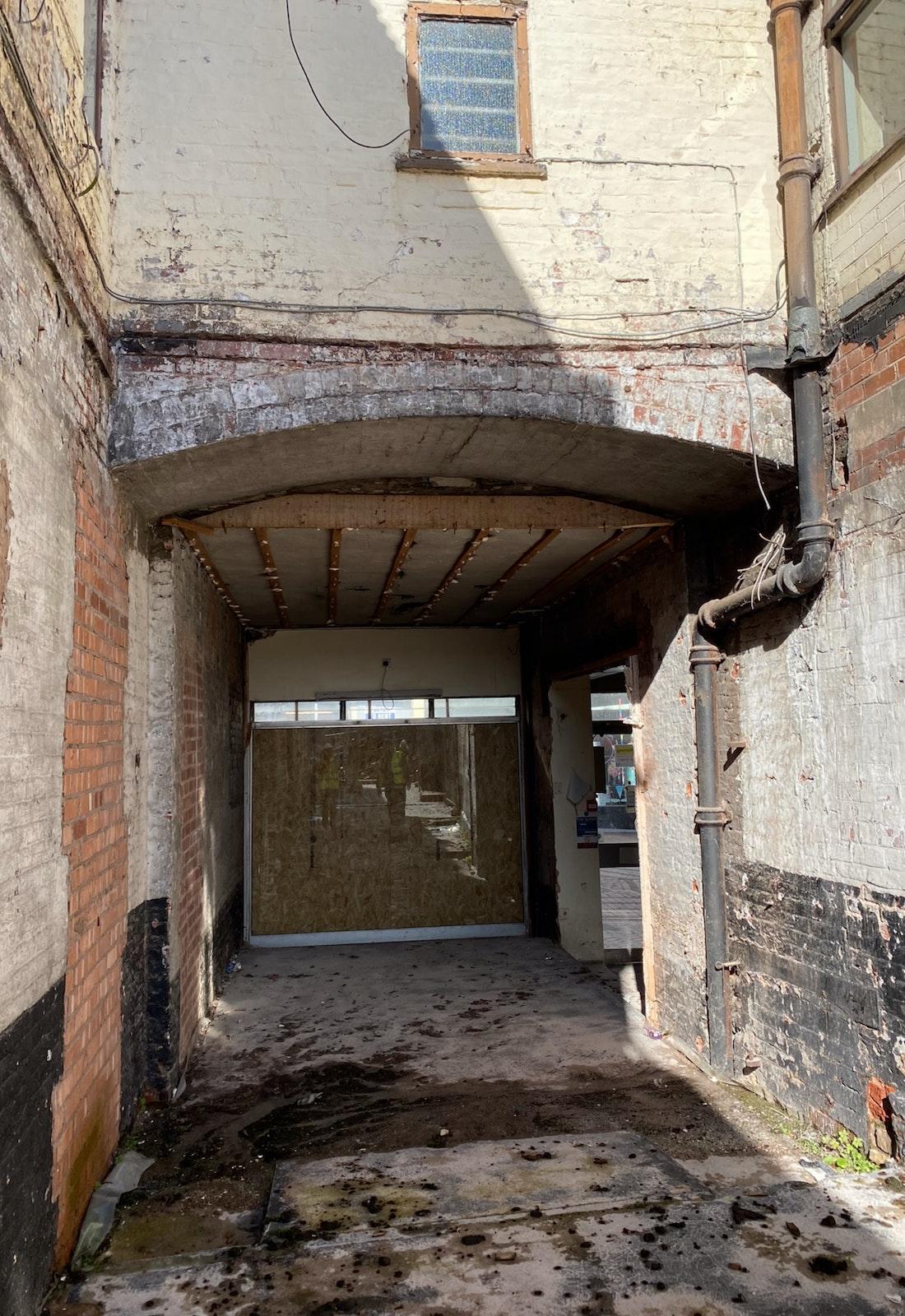 Skittle Alley revealed