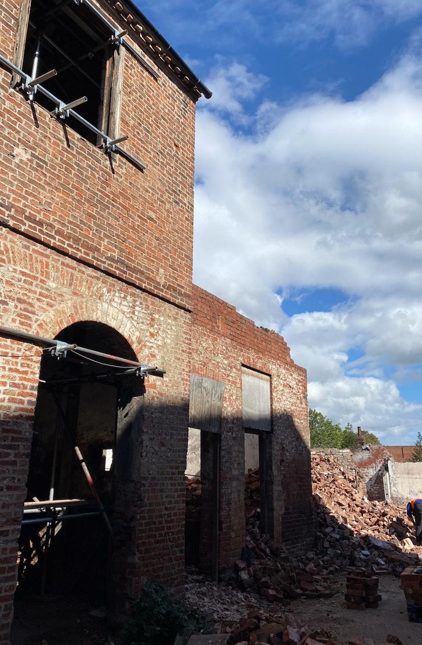 Transforming Brewer's Yard