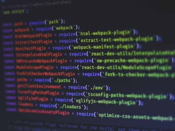 JavaScript variables code snippet