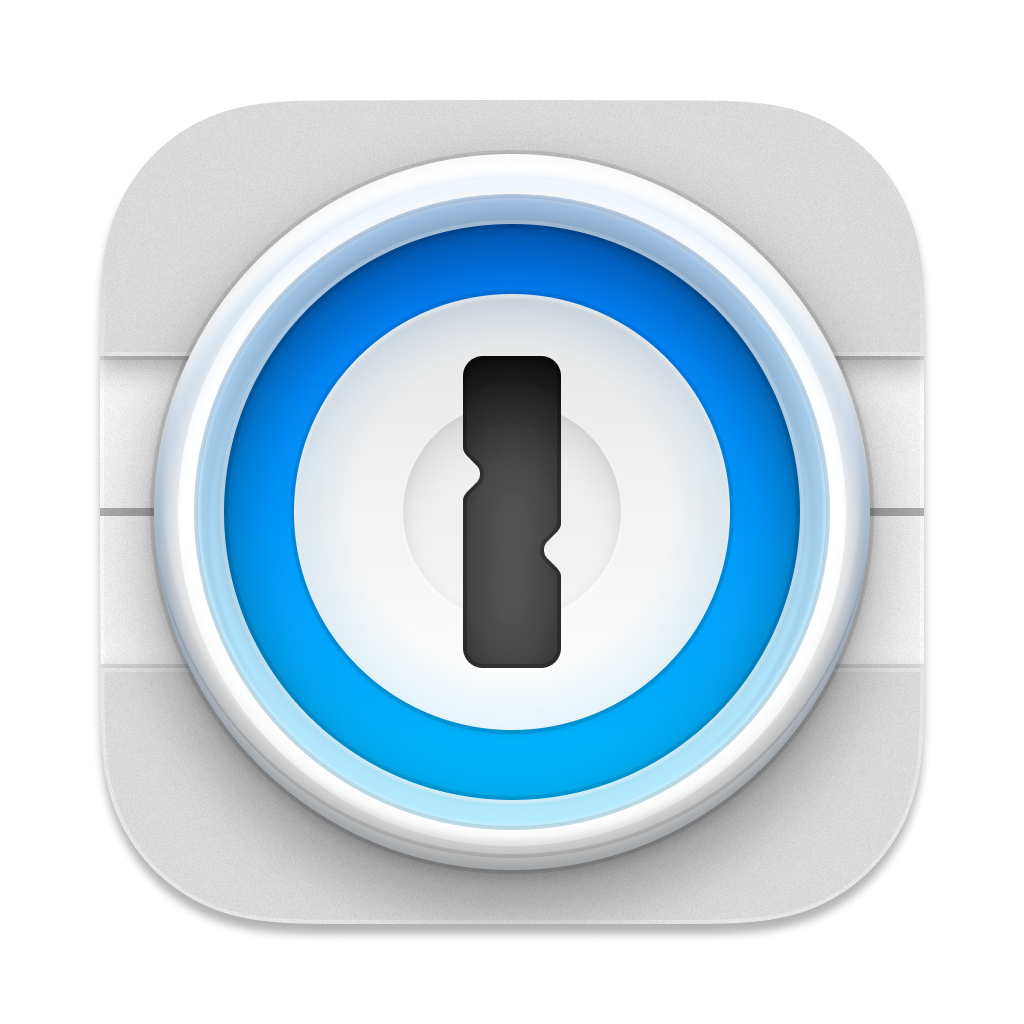 1password brand icon