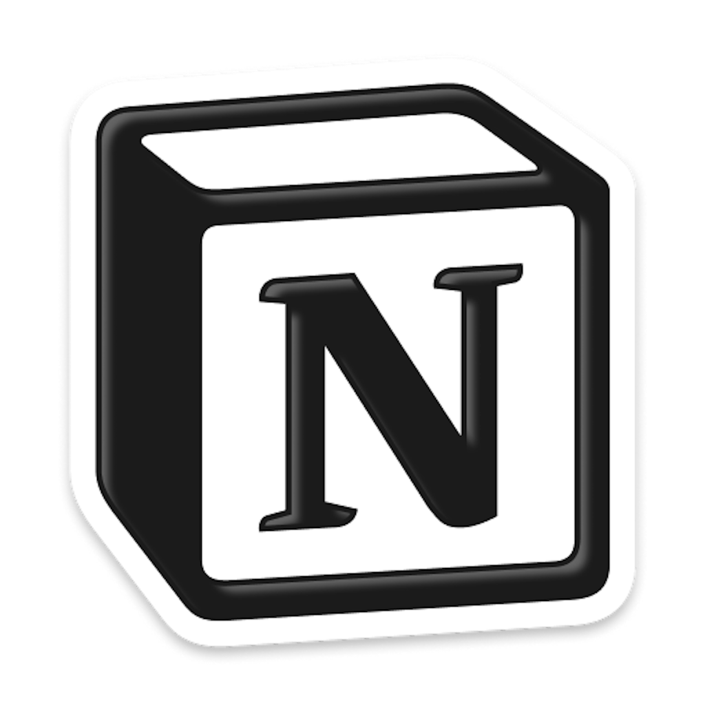 Notion brand icon
