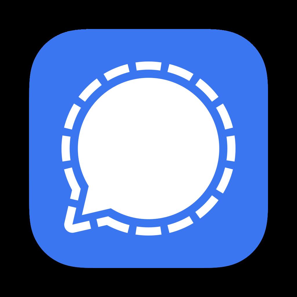 Signal App brand icon