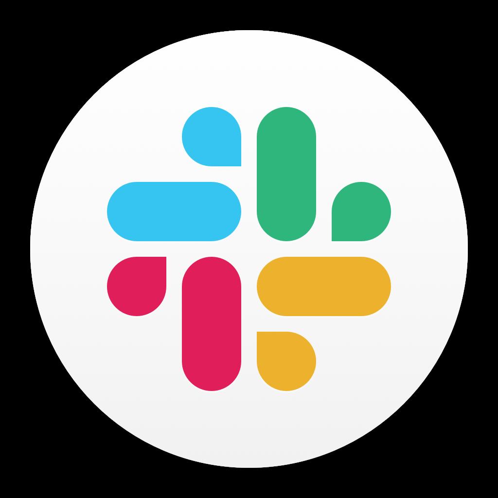Slack brand icon