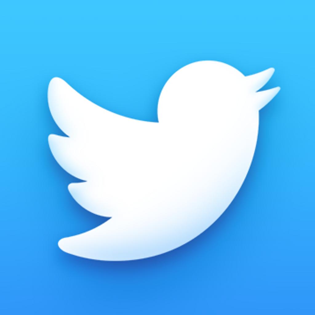 Twitter brand icon