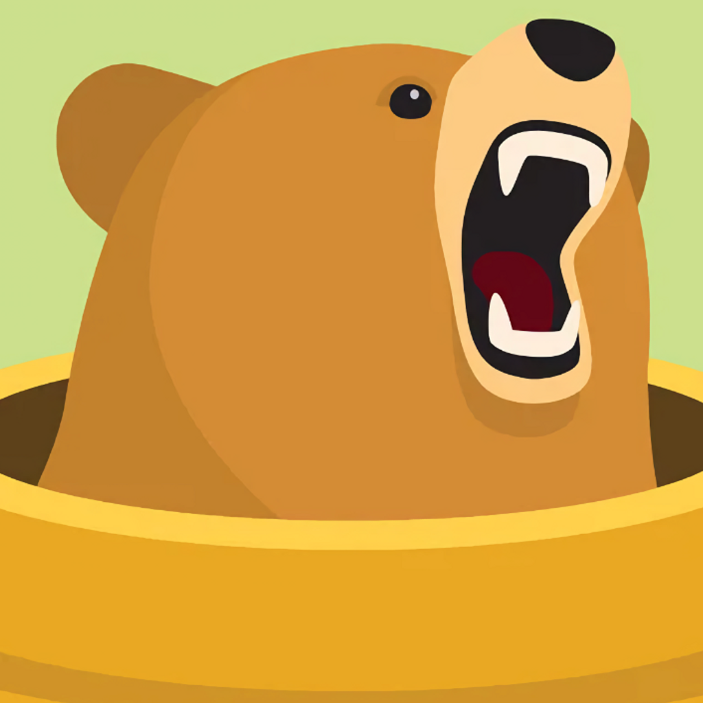 Tunnel Bear brand icon