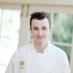 Picture, Ethan fourth year apprentice chef