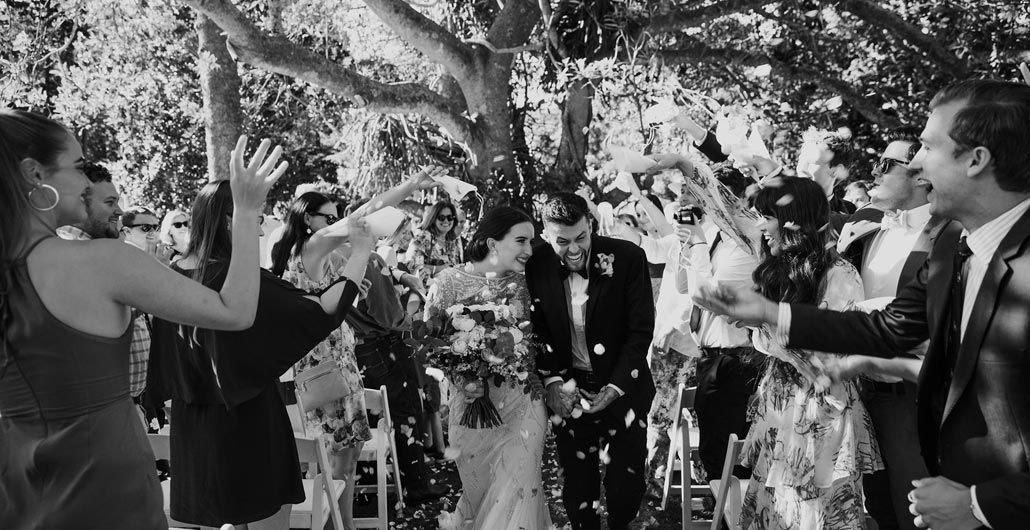 Eloise and Isaac wedding celebration