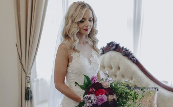 Beautiful bride, Elspeth