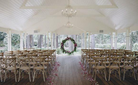 Wedding venue at Gabbinbar Homestead