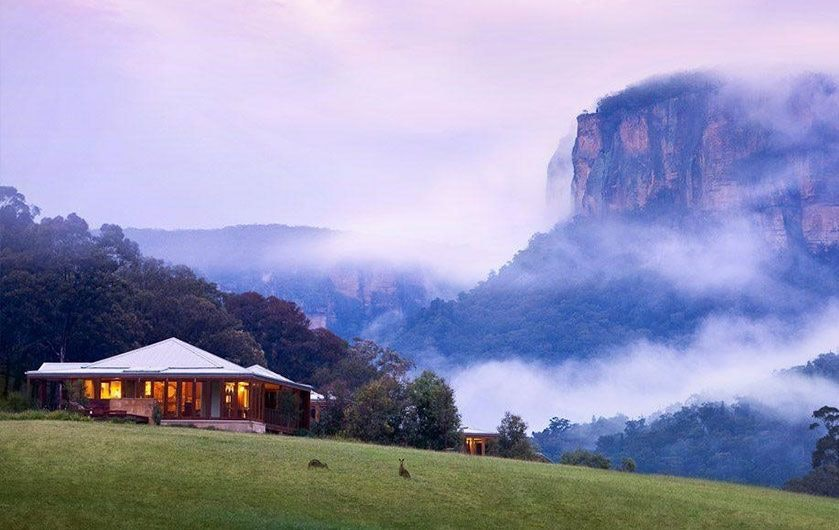 Wolgan Valley, Hunter Valley, New South Wales Australia