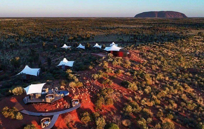 Longitude 131, Uluru, Northern Territory, Australia