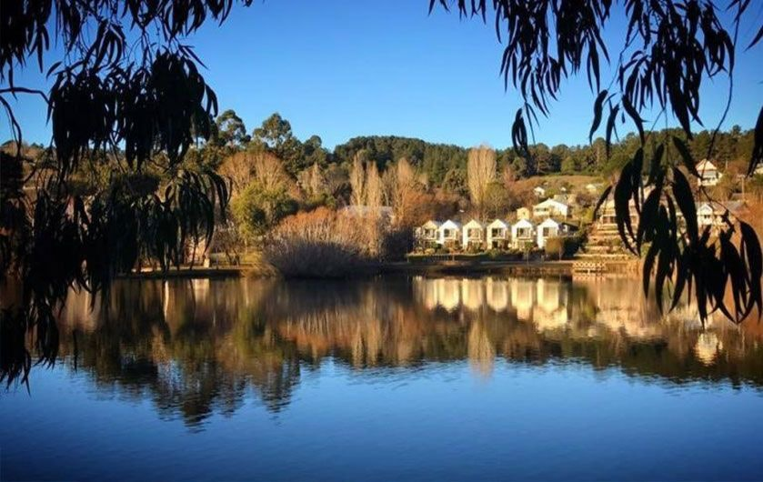 The Lake House, Daylesford, Victoria Australia