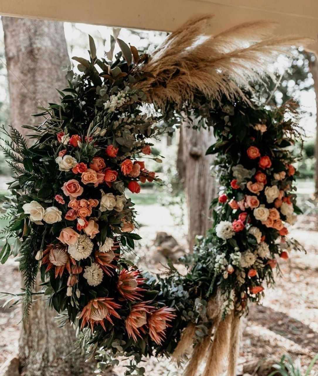 Beautiful Floral Decor Arrangement