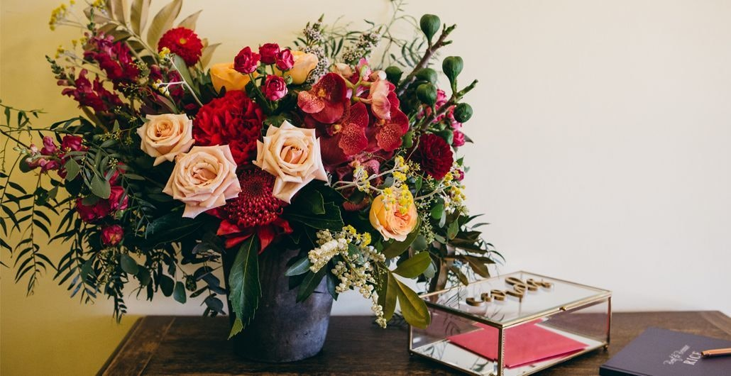 Gorgeous flower ideas for a wedding