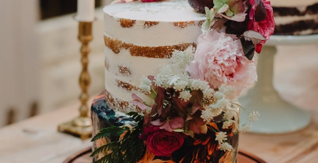 Wedding cake inspiration to die for