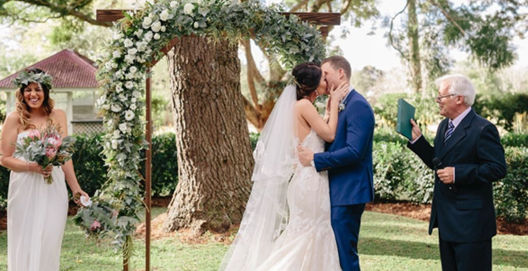 The first five steps to plan your wedding