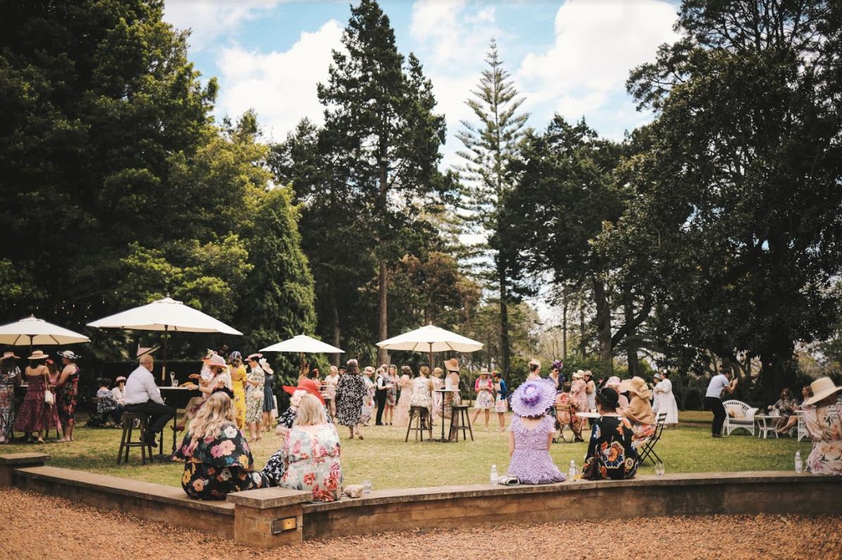 Hats & High Tea 2019 Toowoomba Carnival of Flowers