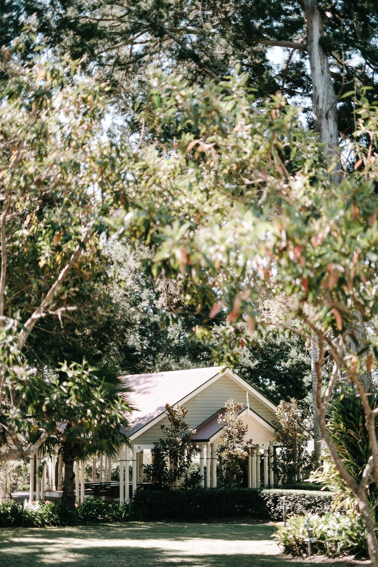 Gabbinbar Pavilion