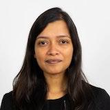 Portrait of Abhilasha Roy