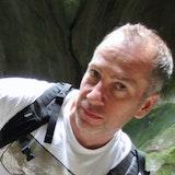 Portrait of Geoff Burne
