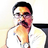 Portrait of Rajesh Guleria
