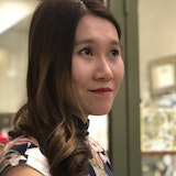 Portrait of Yenny Cheung
