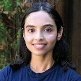 Portrait of Mady Mantha