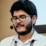 Portrait of William Galindez Arias