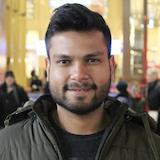 portrait of Shashank Verma