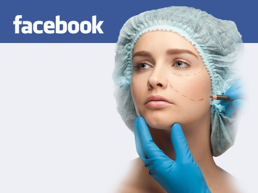 Plastic Surgery and Facebook
