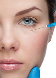 Seven types of wrinkle reducing treatments.