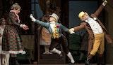 Ballet NT - The Wayward Daughter | Alexandre Katsapov, Veaceslav Burlac, Tomáš Kopecký - photo: Martin Divíšek