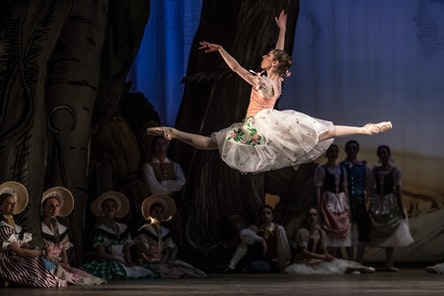 Ballet NT - The Wayward Daughter | Alina Nanu - photo: Martin Divíšek
