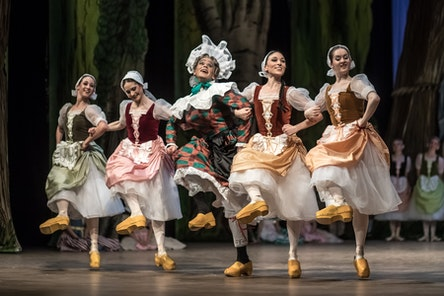 Ballet NT - The Wayward Daughter | Jiří Kodym - foto: Martin Divíšek