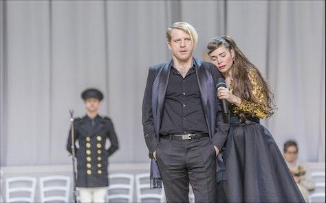 ND - Pýcha a předsudek | Pavel Batěk, Kateřina Winterová - foto: Patrik Borecký