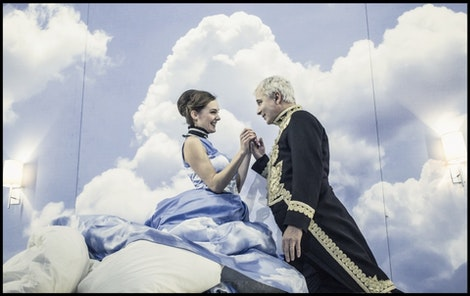 ND - Manon Lescaut | Jana Pidrmanová, Vladislav Beneš – foto: Patrik Borecký