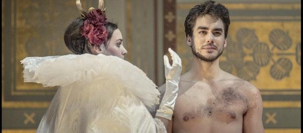 NT - Manon Lescaut | Jana Pidrmanová, Patrik Děrgel – foto: Patrik Borecký