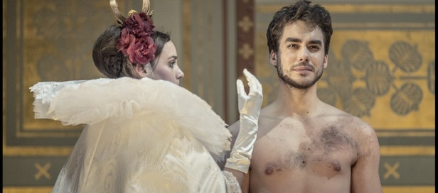 ND - Manon Lescaut | Jana Pidrmanová, Patrik Děrgel – foto: Patrik Borecký