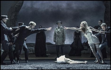 ND - Manon Lescaut | Patrik Děrgel, Vladislav Beneš, Jana Pidrmanová – foto: Patrik Borecký