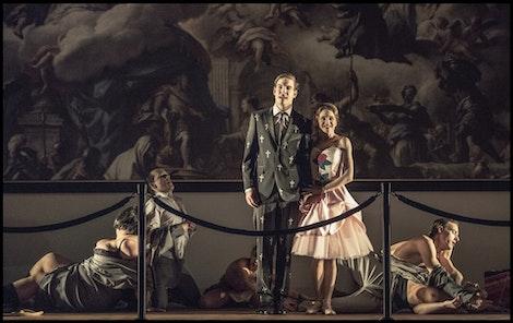 ND - Manon Lescaut | Vladimír Polívka, Pavlína Štorková – foto: Patrik Borecký