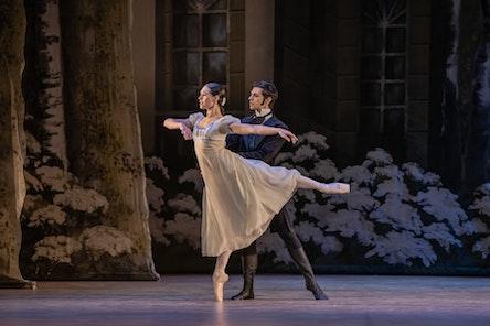 Balet ND - Oněgin | Danilo Lo Monaco, Nikola Márová - foto: Serghei Gherciu