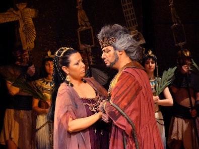Statní opera - ND - Aida